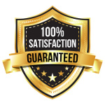 100% Client Satisfaction Guarantee